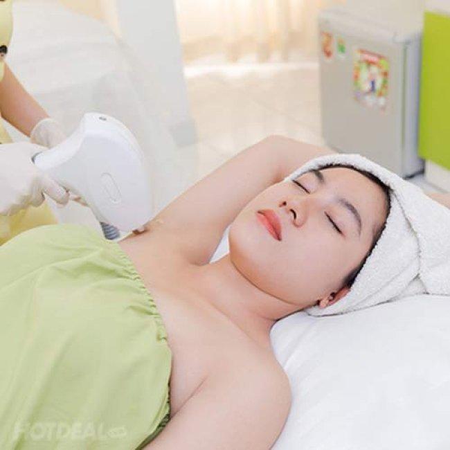 Hệ Thống Hollywood & An An Skin Care - Triệt Lông Vĩnh Viễn BH 3 Năm