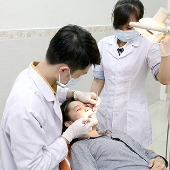 Nha Khoa Niềm Tin - Răng Toàn Sứ Cercon Zirconia 100% Của Đức - BH...