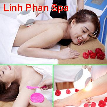 Triệt Lông Vĩnh Viễn + Kết Hợp Trẻ Hóa Da, Trị Thâm - Linh Phan Spa