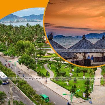 Tour Nha Trang 3N3Đ – Khám Phá KDL Sealife Bãi Dài – Đảo Con Sẻ Tre – Vinpearland