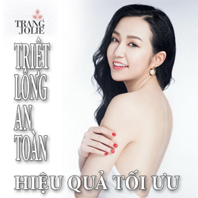 Trọn Gói Liệu Trình Triệu Lông Hiểu Quả 100% Tại Trang Jolie...