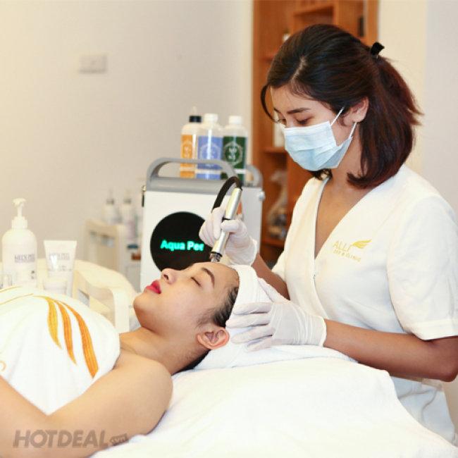 Làm Mặt Công Nghệ Hot Nhất Hàn Quốc - Công nghệ Aqua Feeling Tại...