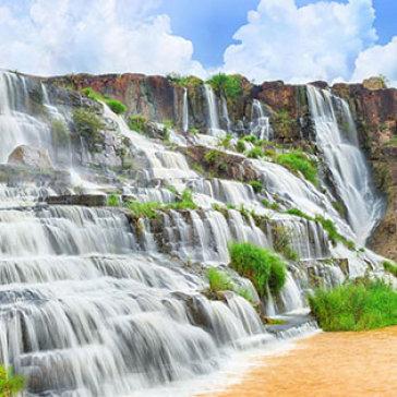 Tour Đà Lạt 1 Ngày - Thác Pongour - Thác Voi - Thác Prenn – Làng Langdarahoa - Nông Trại Hoa - Khởi Hành Hàng Ngày