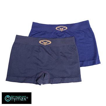 Combo 2 Quần Lót Boxer Nam Seamless Onymax