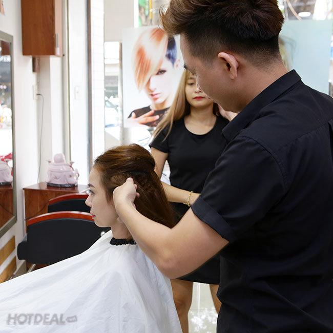 Hair Salon Gia Thành - Trọn Gói Làm Tóc Cao Cấp Bằng Goldwell,...