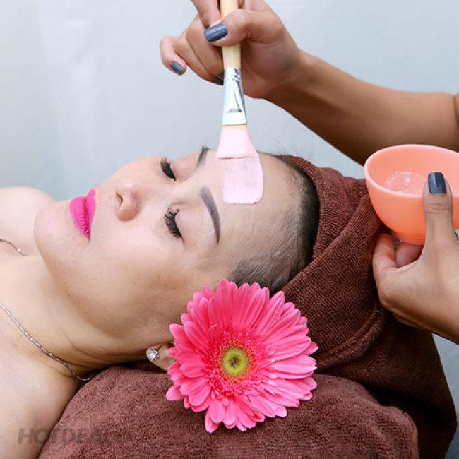 Massage Body + Foot + Đắp Mặt Nạ/ Chăm Sóc Da Mặt + Nâng Cơ +...