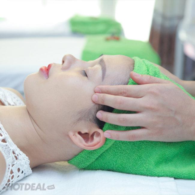 Massage Body Kết Hợp Chăm Sóc Da Mặt Trắng Sáng, Mịn Màng Tại...