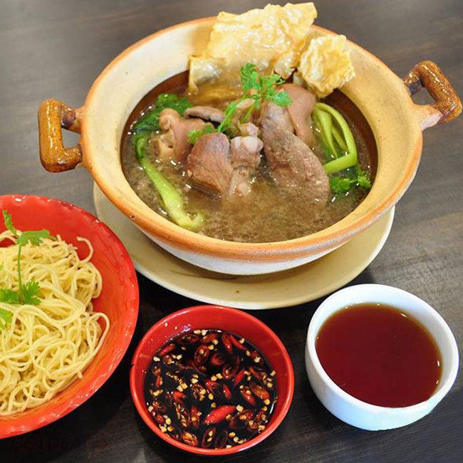 3 Kute – Mì Sườn Thảo Mộc - Ẩm Thực Singapore Siêu Ngon Và...