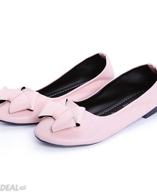 Giày Búp Bê Nơ Sarisiu 830