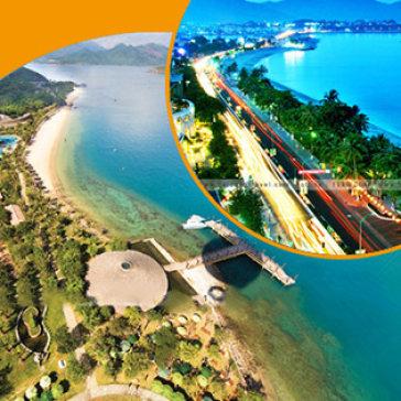 Tour Nha Trang VIP 3N3Đ – Du Ngoạn Vịnh Nha Trang - Bãi Sỏi - Bãi Tranh - Đảo Bồng Nguyên - Đảo Hòn Tre – Bao Gồm Buffet Hải Sản