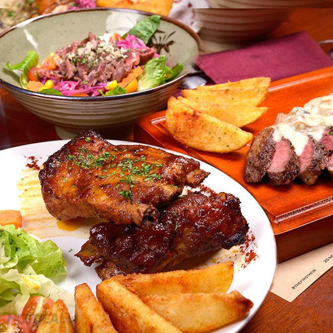 The First Restaurant - Set Món Âu 6 Món Dành Cho 2 Người