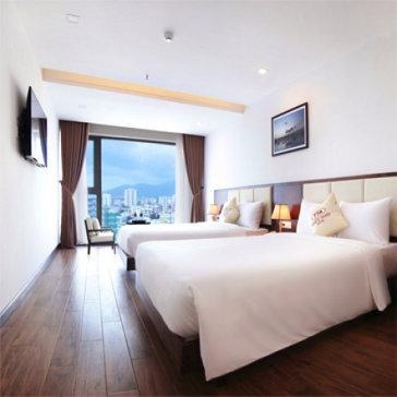 Khách Sạn White Sand Botique 3.5* 2N1Đ - Gồm Ăn Sáng, Miễn Phí Hồ Bơi - Cho 02 Khách