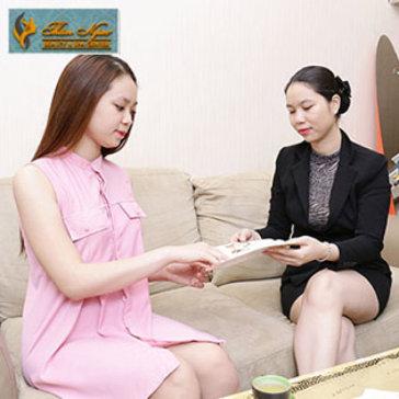 Triệt Lông Vĩnh Viễn Trọn Gói 10 Lần Vùng Nách BH 5 Năm - Thiên...