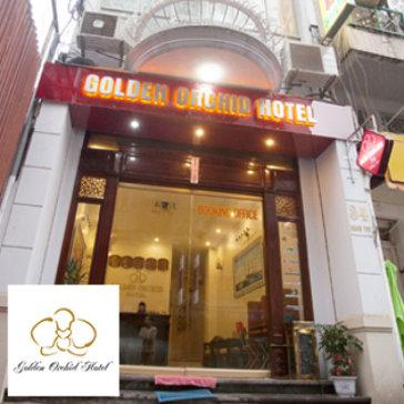 Hà Nội Golden Orchid Hotel 3* - Gần Hồ Hoàn Kiếm, Gồm Ăn Sáng - Cho 02 Khách