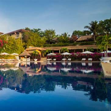 Victoria Phan Thiết Beach Resort & Spa 4* 3N2Đ Phòng Garden View Bungalow – Bao Gồm Ăn Sáng + Ăn Trưa/Tối