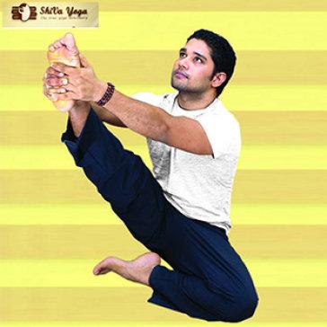 Trọn Gói 24 Buổi Tập Yoga Chuẩn Quốc Tế Với Giáo Viên Ấn Độ - Shiva Yoga