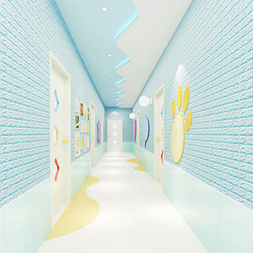 Combo 3 Tấm Xốp 3D Dán Tường Giả Gạch Hàn Quốc Cực Đẹp (5 Màu)