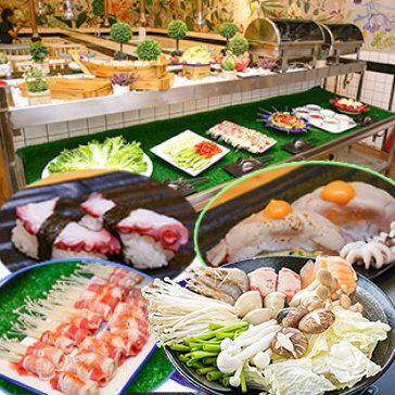 Buffet Line, Sushi Và Lẩu Nhật Bản Bò Mỹ Cao Cấp Tại Sukiya Kore...