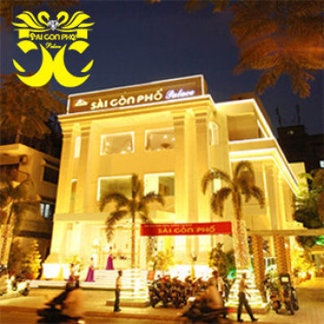 Sài Gòn Phố Palace - Buffet Tối Gần 70 Món Chay Đặc Sắc