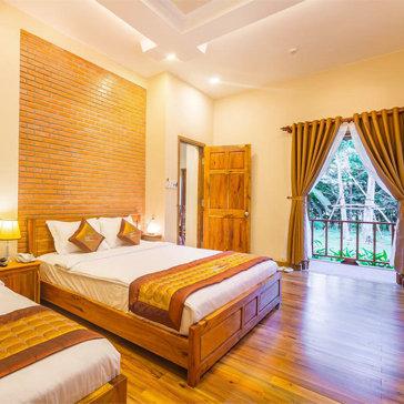 The Garden House Resort Phú Quốc 3* 2N1Đ, Gồm Ăn Sáng - Cho 02 Khách