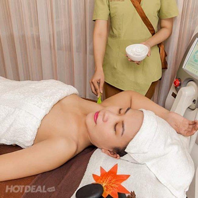 TM Ami Bio Skincare - Triệt Lông Siêu Nhanh CN Diode Laser - Tặng 20...