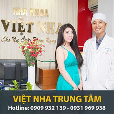 Răng Sứ Titan – Bảo Hành 07 Năm Tại Nha Khoa Việt Nha - Trung Tâm...