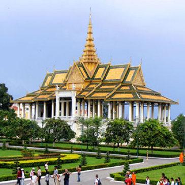 Tour Capuchia 4N3Đ: Thủ Đô Phnômpênh – Biển Sihanouk Ville – Cao Nguyên Bokor – Nghỉ KS 3*, 5* Dành Cho 1 Khách