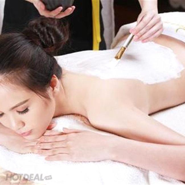 Tắm Trắng Cao Cấp Cam Kết Lên 2 Tone Tại Mai Son Beauty & Spa