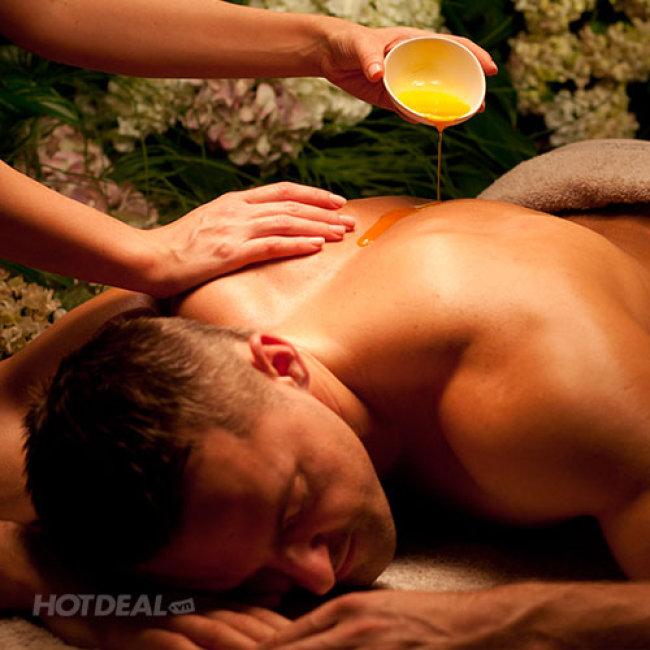 Massage Body Nam + Xông Hơi + Sauna, Steambath, Jacuzzi, Ngâm Chân... Tại...