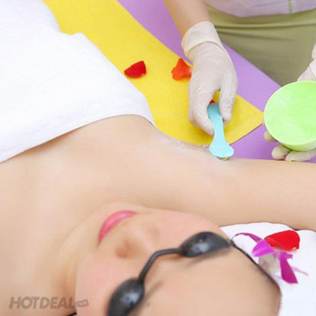 03 Buổi Triệt Lông Cam Kết Hiệu Quả 100% Tại Mai Son Beauty & Spa