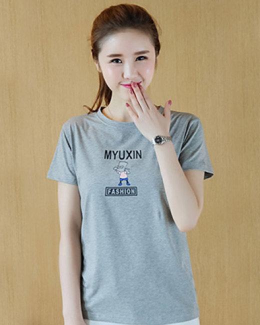 Áo Thun Myuxn Fashion