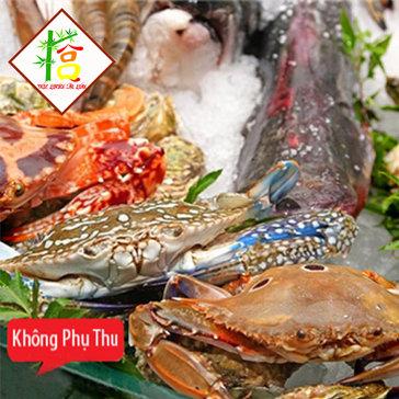 Buffet Lẩu Nướng Menu VIP Tại NH Trúc Quyên Lầu Quán - Vincom Time...