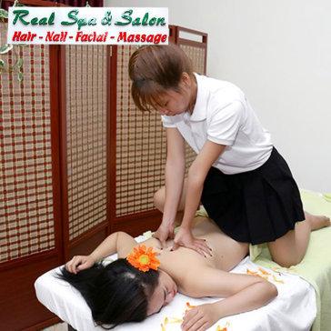 Real Spa Nổi Tiếng SG Về Massage Body, Foot Cho Cả Nam Và Nữ
