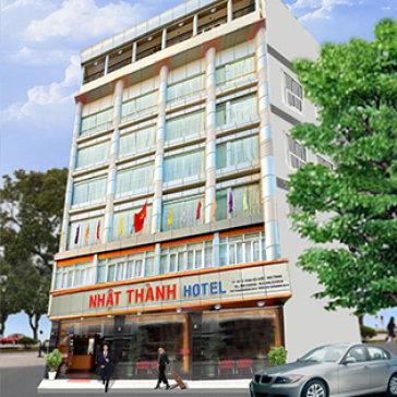 Nhật Thành Hotel Nha Trang 3* 3N2Đ – Ăn Sáng – Có Hồ Bơi – Dành Cho 2 Khách