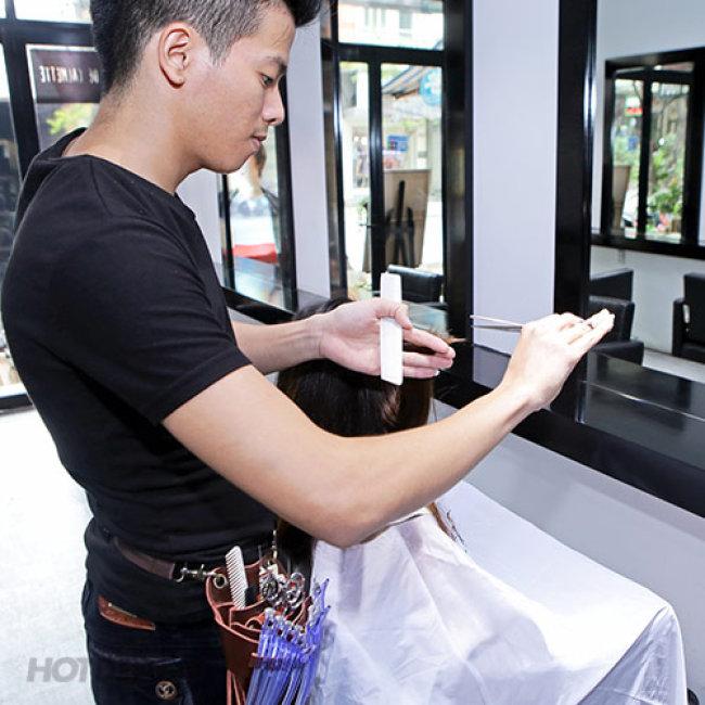 Salon De Calmette Nhật Bản Đẳng Cấp 5* - Trọn Gói Làm Tóc Cao...
