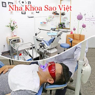 Nha Khoa Sao Việt - Tẩy Trắng Răng Hiệu Quả Bằng CN Plasma Không...