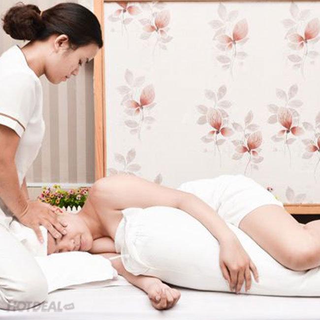 Massage Thái Kết Hợp Body Đá Nóng - Apple Spa