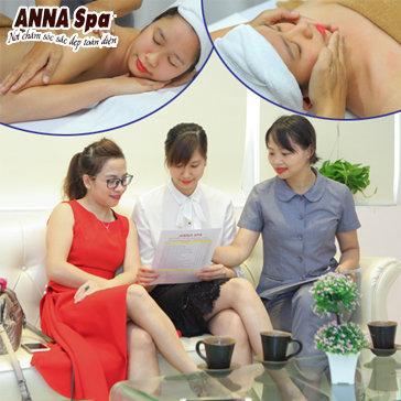 Massage Body + Chăm Sóc Da Mặt Độc Quyền Tại Anna Spa