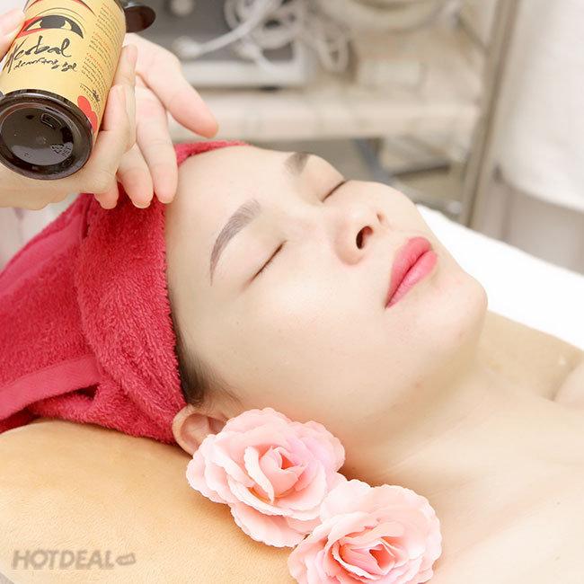 Massage Body Đá Nóng/ Trị Mụn/ Đi Điện Di Vitamin C - Dream  Palace...