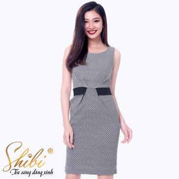 Đầm Công Sở Cao Cấp Shibi SB103