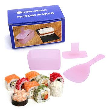 Combo Khuôn Làm Sushi Và Vá Xúc Cơm