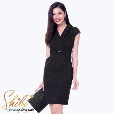 Đầm Dự Tiệc Thời Trang Shibi SB104