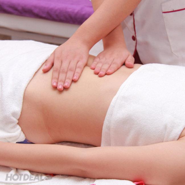 Massage Body Aroma Tại Hương Anh Spa - 149 Phố Huế