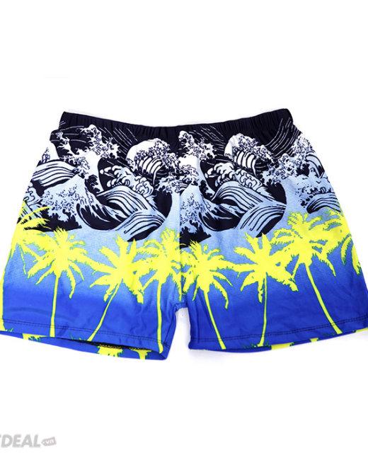 Quần Bơi Nam Boxer Họa Tiết JME 227