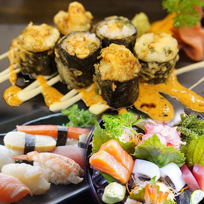 Phố Nhật – Trải Nghiệm Toàn Menu Các Món Ăn Đặc Sắc Đến...