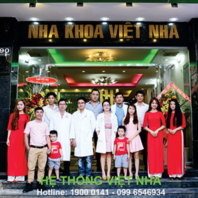 HT Nha Khoa Việt Nha - Cấy - Ghép Implant Đức, Mỹ, Pháp Phương...