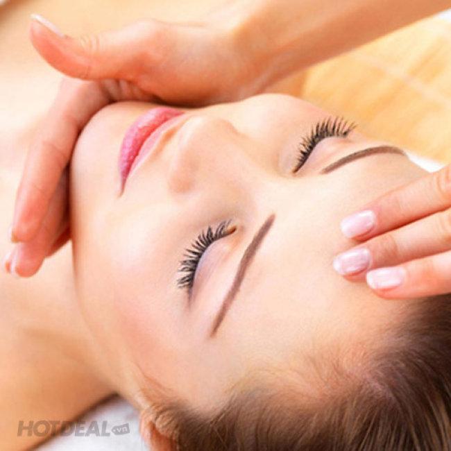(90') Massage Body + Massage Foot + Ngâm Chân + Chạy Vitamin C - Hệ...