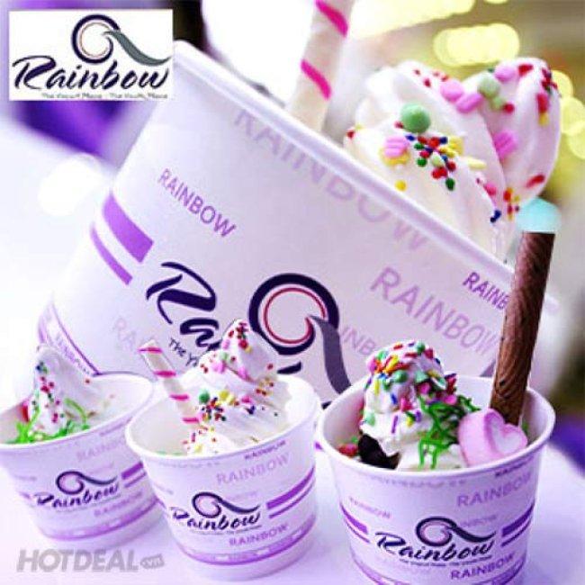 Toàn Hệ Thống Rainbow Yogurt Cực Teen, Không Giới Hạn Voucher/ Hóa...
