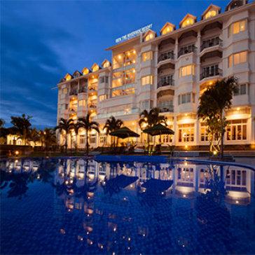 Ben Tre Riverside Resort 4* 2N1Đ - Gồm Ăn Sáng - Không Phụ Thu Cuối Tuần