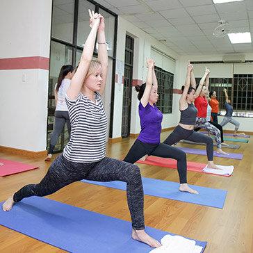 Khóa Học Yoga Trong 01 Tháng (12 Buổi) Cho Lớp Yoga Tại Yoga Secret Club